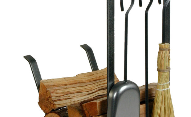 Enclume Tool and Wood Rack
