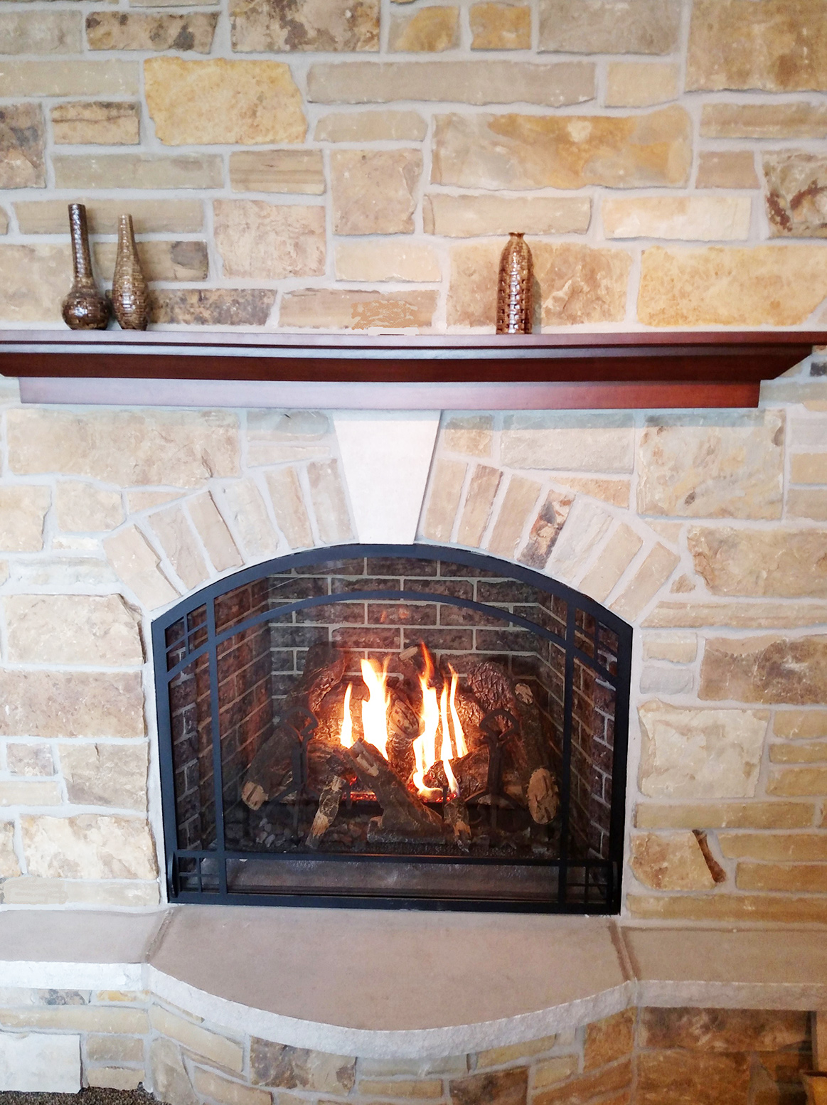 Fireplace And Stone Installation The Fire Place Ltd