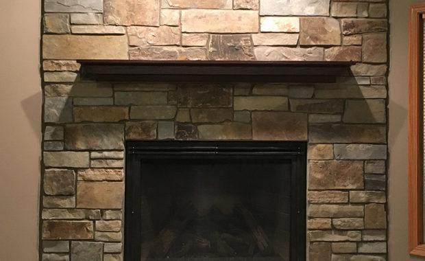 our portfolio gas fireplace