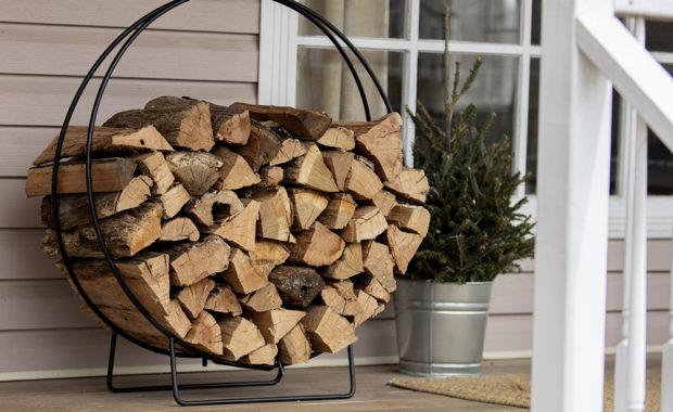 Uniflame wood rack